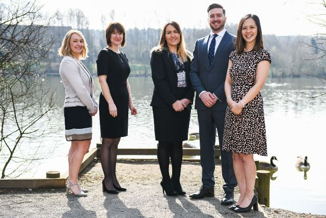 New staff at JCP Solicitors