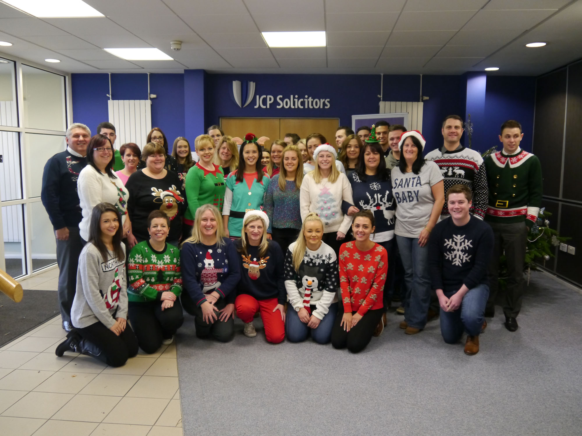 Merry Christmas from Everyone at JCP Solicitors