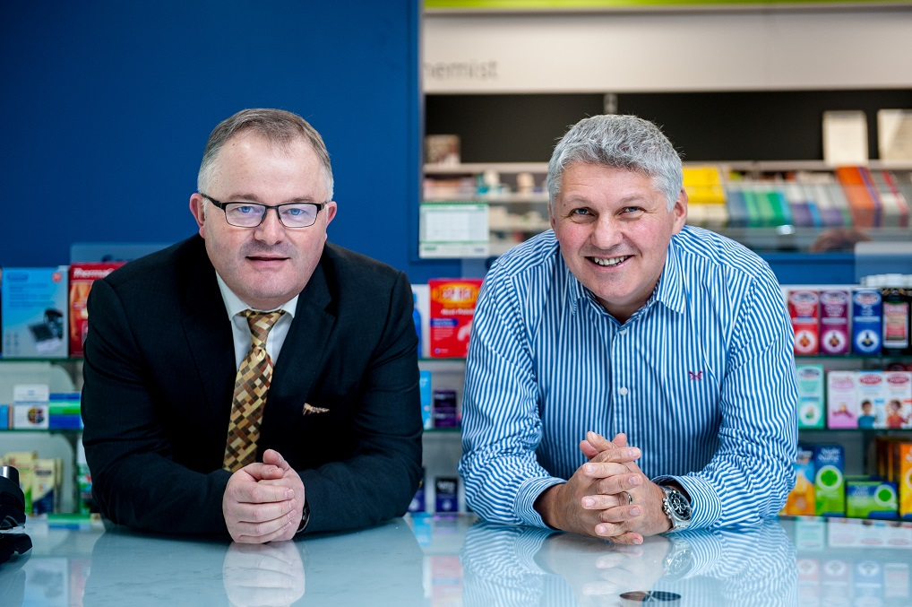Rob Davies, Davies Chemist Ltd & Chris Davies, JCP Solicitors