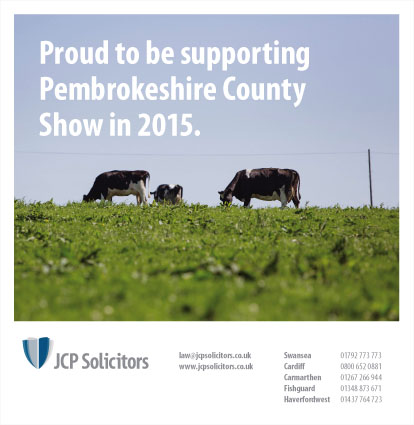 Pembrokeshire County Show 2015