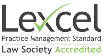Lexcel Accredited